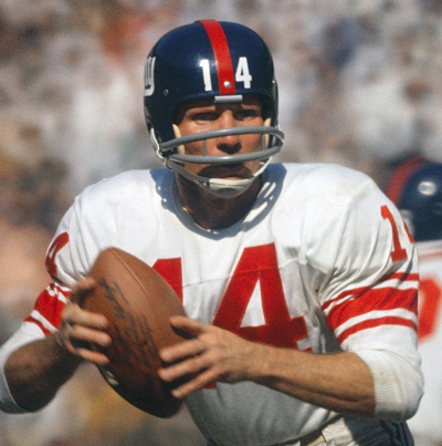 Remembering Y.A. Tittle